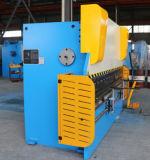 Machines de frein de presse hydraulique Wc67y 125/2500 avec du ce reconnu