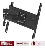 Support de mur de l'affichage à cristaux liquides DEL TV 32-55 pouce TV pour Vesa 400X400