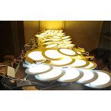 Voyant plat neuf de DEL Downlight enfoncé mince superbe rond pour le gestionnaire Integrated à la maison de la cuisine 3W 4W 6W 9W 12W 15W 18W 24W