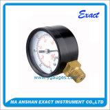 Calibre de pressão do Calibrar-Manómetro-Gás da pressão de água