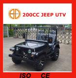 4 спорт ATV колеса 200cc идет Kart