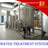 Sistema di trattamento puro del filtro da acqua di osmosi d'inversione