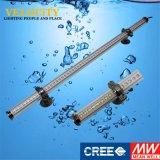 12V / 24V RoHS aprobado IP68 RGB piscina del LED luz del acero inoxidable