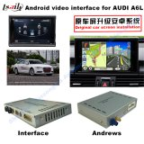 Video interfaccia di percorso Android di GPS per Audi A6/A6l/S6