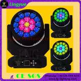 19PCS 광속 B 눈 이동하는 헤드 LED 단계 점화