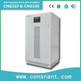 UPS em linha de baixa frequência com 384VDC 10-100kVA