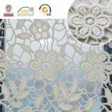Qualitäts-Schweizer Spitze-Gewebe für Party&Girls Kleid Cottoon Material 100% E10032