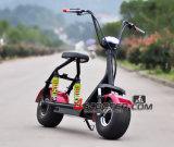 """2016 """"trotinette"""" elétrico grande de Citycoco 500W 48V das rodas dos produtos novos dois, motocicleta elétrica"""