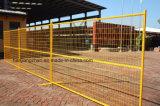 カナダの市場(XMS2)のための6FT x 9.5FTの機密保護の一時塀