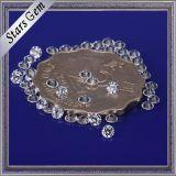 كثير يرتّب ويلوّن يتوفّر مستديرة باهر قطعة [كز] زركونيوم حجر كريم سائب