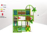 Beifall-Unterhaltung scherzt Dschungel-themenorientierten Innenspielplatz für Verkauf