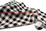 Tela de poliéster tela teñida hilado de fibras químicas Tejidos para la Mujer de la capa del vestido de la falda del Traje de niños.