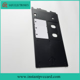 Bac à cartes de PVC d'impression à l'encre pour l'imprimante d'Epson R265