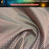Commercio all'ingrosso! tessuto di tessile dell'assegno del poliestere di 3mm per il rivestimento dell'indumento (X058-60)