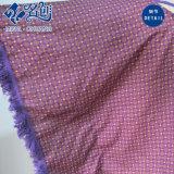 Blusa de las mujeres flojas de la manera de la Señalar por medio de luces-Corto-Funda redonda rojo oscuro del collar con el modelo de estrellas