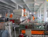 Extrusora de folha plástica química do carbonato de cálcio da maquinaria do PVC