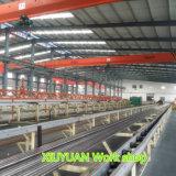 Stahldraht-verstärkter gewundene (eingewickelte) Faser-Einlage-hydraulischer Gummischlauch