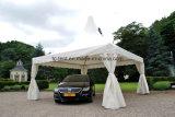 5X5m GartenGazeboPergola Glamping Zelt-Sonnenschutz für Ereignisse