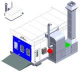 Puder-Beschichtung-Maschinen-beweglicher Spray-umweltsmäßigstand