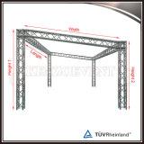 Aluminiumbildschirmanzeige-Binder-Minibinder-Stand