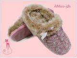 Способа зимы повелительниц плюш крытое мягкое Slippers&#160 грелок нового милый;