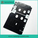 Bandeja de cartão do PVC do Inkjet para a impressora de Epson R380