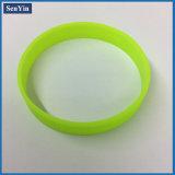 Silikon-Armband Art-preiswertes Handgelenk-Band-SilikonWristband Soem-Debossed