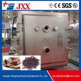 Máquina de secagem de estática quadrada de vácuo do alimento