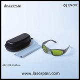 Beste Kwaliteit van de Veiligheidsbrillen van de Laser van de Diode/de Bril van de Veiligheid van de Laser met Frame55