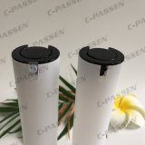 化粧品の包装のための15ml 30ml 50mlの真珠の白いアクリルのクリーム色のびん(PPC-ALB-064)