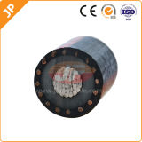 Ug del cobre del cable 1X400mm2 18/30 (36) envolturas del PVC del kilovoltio XLPE Insualted/sin la armadura