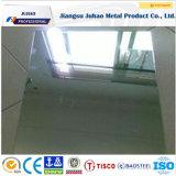 hoja inoxidable de la placa de acero de la superficie del espejo 304 8k