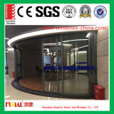 Deur van het Glas van het Balkon van de Deur van het Glas van het aluminium de Glijdende Glijdende