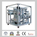 Очиститель вакуума изолируя масла серии Zja-T ультра эффективный двухступенный/двойной завод регенерации масла трансформатора этапа