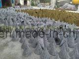 옥외 훈장을%s 나무로 되는 화원 남비