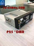 Manpack Militärbeweglicher Radio P25 in 30-88MHz /50W