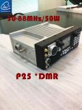 Manpack Militärradio, beweglicher Radio P25 in 30-88MHz /50W