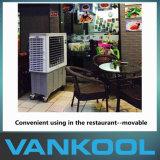 Bester verkaufender industrieller beweglicher Verdampfungsluft-Kühlvorrichtung-Wüsten-Kühlvorrichtung-Ventilator