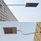 15のLEDの屋外の経路の壁の緊急時ランプの機密保護の点ライトLuminariaをつける太陽動力を与えられたパネルLEDの街灯の太陽センサー