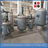 Reactor químico farmacéutico