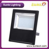 Illuminazione esterna sottile dell'inondazione della PANNOCCHIA LED del coperchio nero (SLFH32)