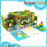 Qualitäts-schwierige einschließliche lustige Kind-Innenspielplatz mit Plättchen