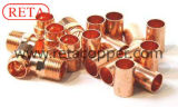 Encaixe do cobre da alta qualidade do peso padrão para a ATAC