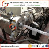 PVC編みこみの繊維強化ホースの放出ライン