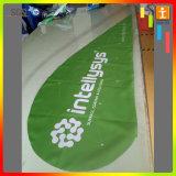 屋外のイベントの染料の昇華によって印刷されるカスタム羽のフラグの旗