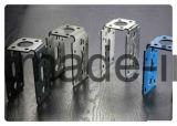 machine de découpage de laser de fibre de plate-forme de l'échange 2000W