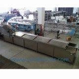 Descascamento de vapor industrial/máquina do fogão para o processo vegetal