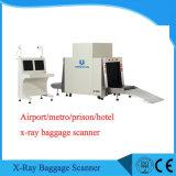 Varredor da bagagem do raio X da segurança do tamanho do túnel 1000*800 com penetração do aço de 40mm