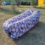 Patentierter kampierender Strand-Nichtstuer Laybay aufblasbarer Hängematten-Luft-Sofa-Bett-Bohnen-Schlafsack