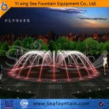 Modèle de Seafountain extérieur dans la fontaine au sol du matériau Ss304